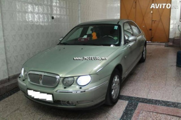 rover 75 2002 diesel 71835 occasion tanger maroc. Black Bedroom Furniture Sets. Home Design Ideas