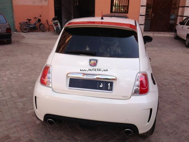 fiat 500 abarth 500 2008 essence 31576 occasion marrakech maroc. Black Bedroom Furniture Sets. Home Design Ideas