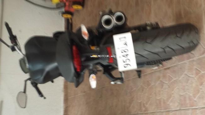 Moto au Maroc DUCATI Monster 800 dark i.e 821 - 131920