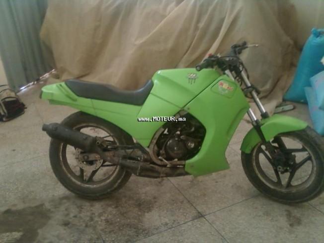 دراجة نارية في المغرب كاجيفا اليتتا ورو 125 125cc - 127559