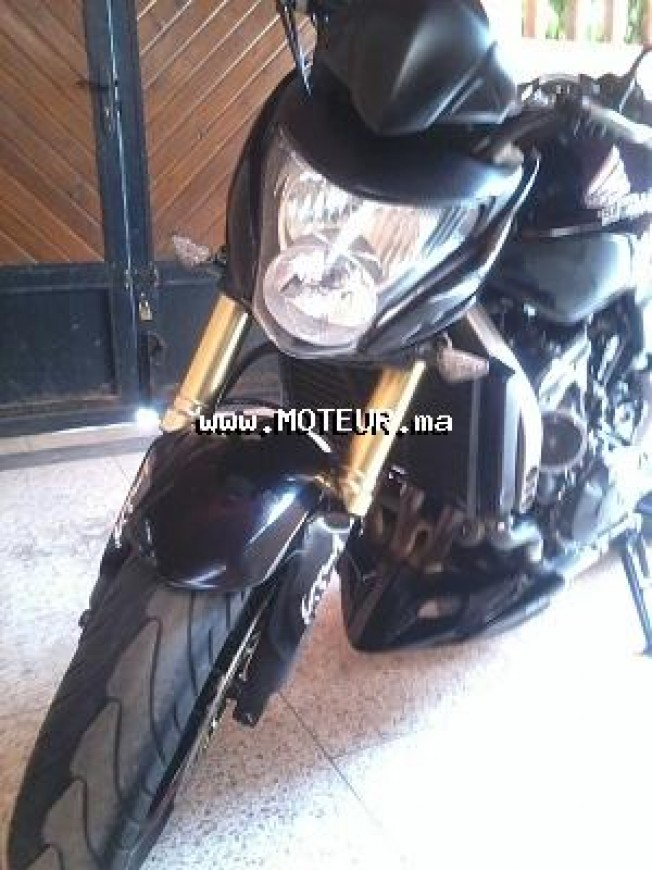 دراجة نارية في المغرب هوندا هرنيت 600 - 127655
