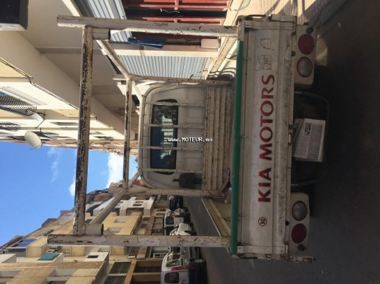 شاحنة في المغرب كيا ك2700 - 123111