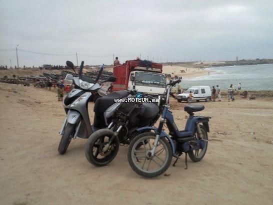 دراجة نارية في المغرب بياججيو سي - 124705