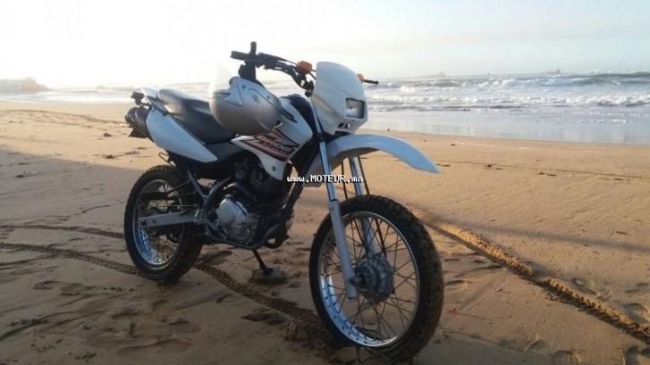 Moto au Maroc HONDA Nxr 125r - 133549
