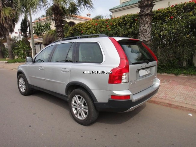 volvo xc90 5wd 2009 diesel 52745 occasion casablanca maroc. Black Bedroom Furniture Sets. Home Design Ideas