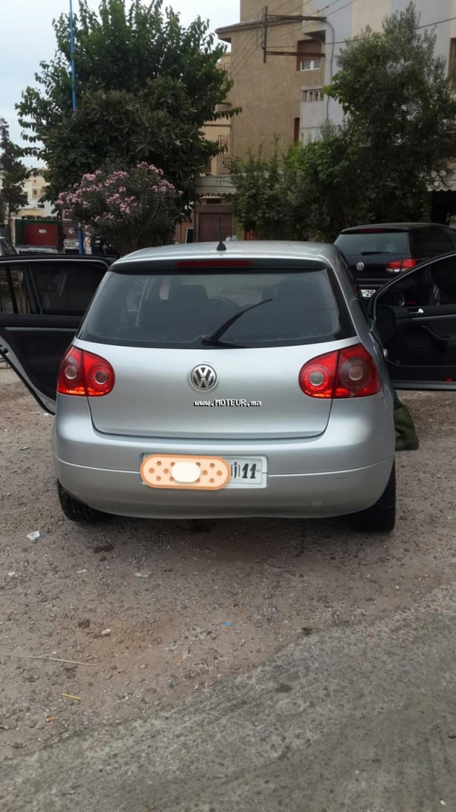 volkswagen golf 5 1 9 tdi 2006 diesel 61238 occasion casablanca maroc. Black Bedroom Furniture Sets. Home Design Ideas