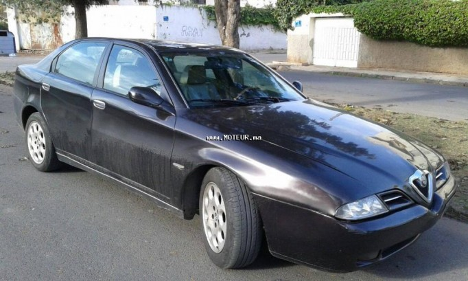 alfa romeo 166 occasion maroc annonces voitures. Black Bedroom Furniture Sets. Home Design Ideas
