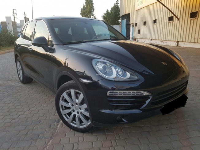 porsche cayenne 4x4 2011 diesel 114173 occasion casablanca maroc. Black Bedroom Furniture Sets. Home Design Ideas