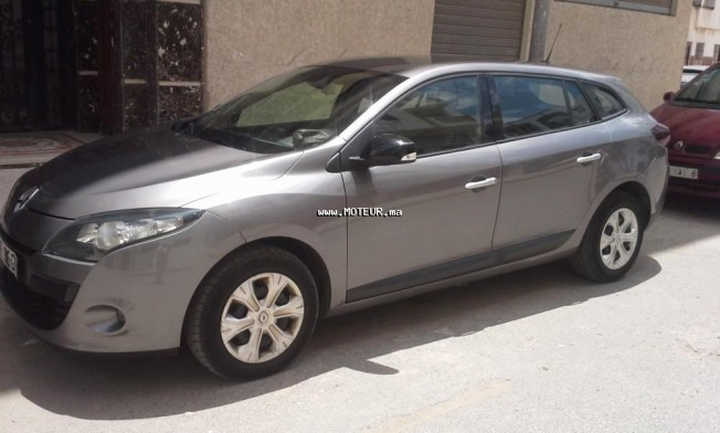 renault megane estate 2011 diesel 101210 occasion casablanca maroc. Black Bedroom Furniture Sets. Home Design Ideas