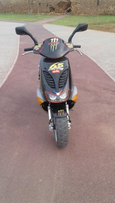 Moto au Maroc APRILIA Sr 50 - 133799