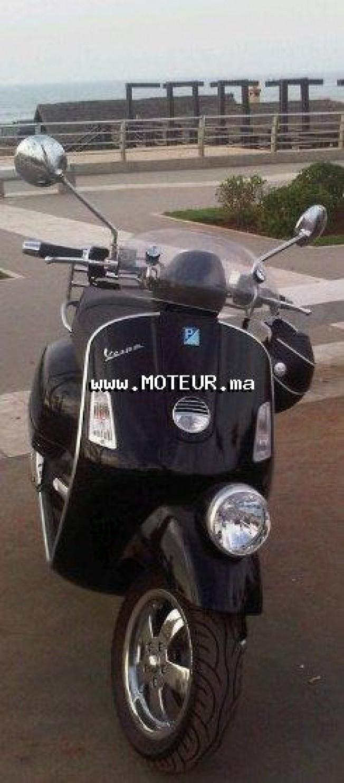 دراجة نارية في المغرب فيسبا جتف 300 - 125530