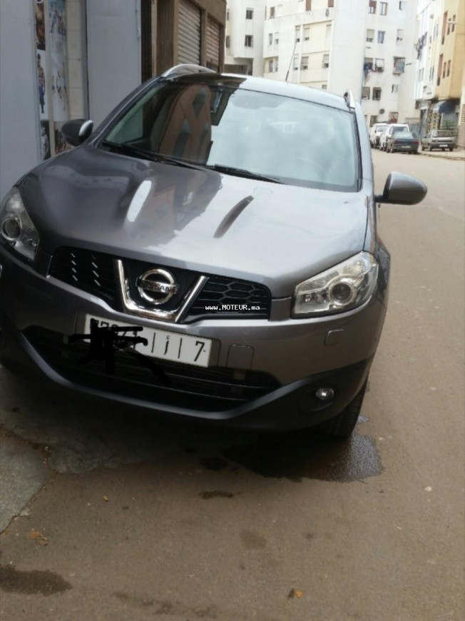 nissan qashqai 2014 diesel 100132 vendre casablanca. Black Bedroom Furniture Sets. Home Design Ideas