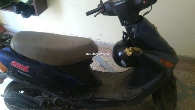 Moto au Maroc BUZZ Bxm - 133144