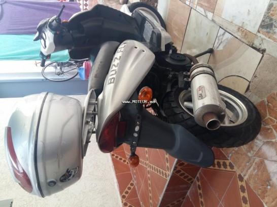 Moto au Maroc BUZZ Fly - 133253