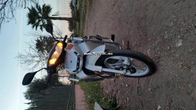 Moto au Maroc DOCKER Jialling 110 - 131538