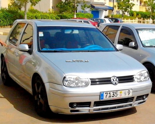 volkswagen golf 4 2 0 tdi 150cv 2004 diesel 35067 occasion rabat maroc. Black Bedroom Furniture Sets. Home Design Ideas