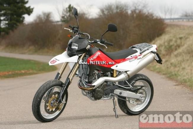 Moto au Maroc HUSQVARNA Sm 610 - 128428