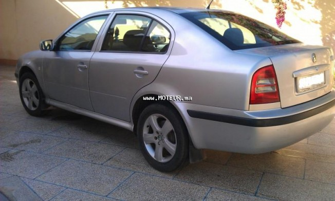 skoda octavia 1 9 tdi 2005 diesel 51703 occasion khouribga maroc. Black Bedroom Furniture Sets. Home Design Ideas