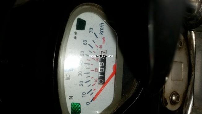 Moto au Maroc HONDA Dax 50 - 132401