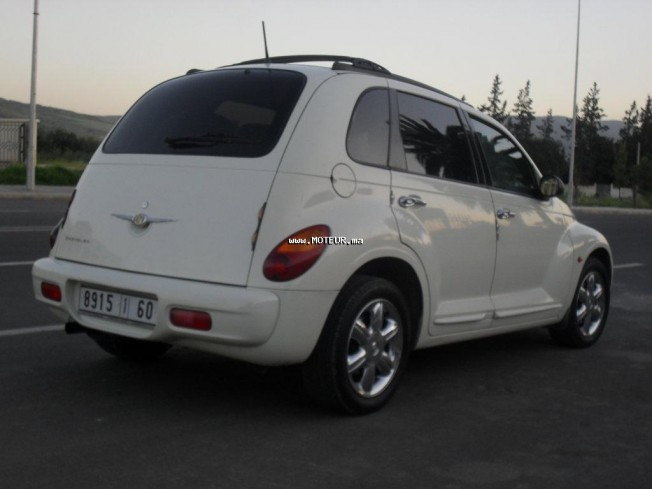 chrysler pt cruiser crd 2 2 2005 diesel 16389 occasion sidi kacem maroc. Black Bedroom Furniture Sets. Home Design Ideas