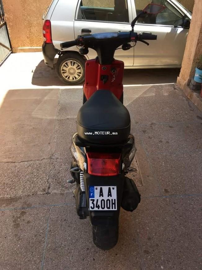 Moto au Maroc MBK Booster 120 - 133377