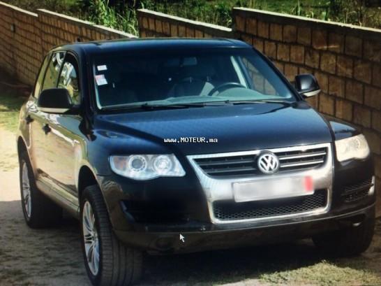 volkswagen touareg r5 tdi 10 cv 2009 diesel 82812 occasion tanger maroc. Black Bedroom Furniture Sets. Home Design Ideas