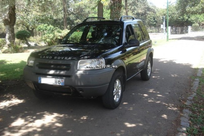 land rover freelander td4 sport 2002 diesel 31615 occasion casablanca maroc. Black Bedroom Furniture Sets. Home Design Ideas