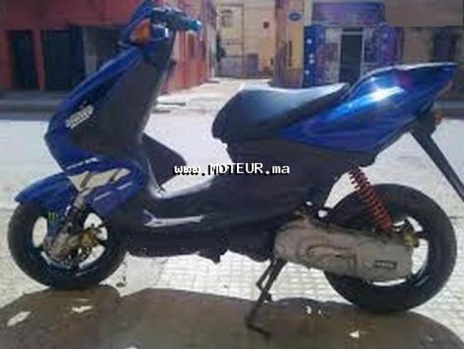 Moto au Maroc MBK Nitro 50 - 131921