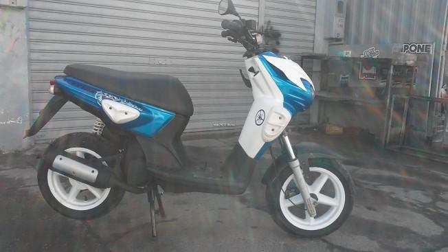 Moto au Maroc MBK Stunt 49 - 134033