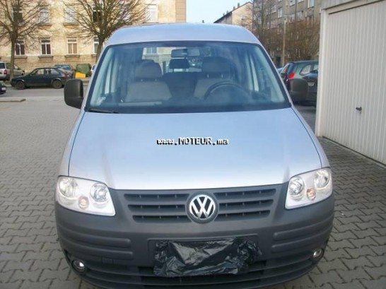 volkswagen caddy 1 9 tdi 2008 diesel 29854 occasion essaouira maroc. Black Bedroom Furniture Sets. Home Design Ideas