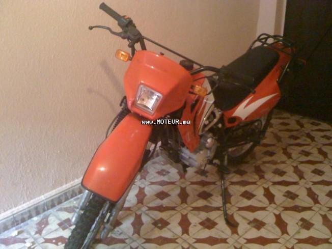Moto au Maroc KINROAD Xt 50 125 200gy - 127072
