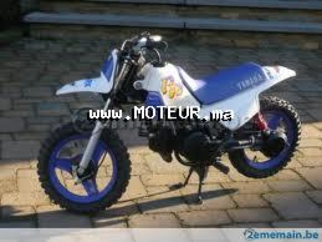moto yamaha pw 50 au maroc occasion vendre. Black Bedroom Furniture Sets. Home Design Ideas