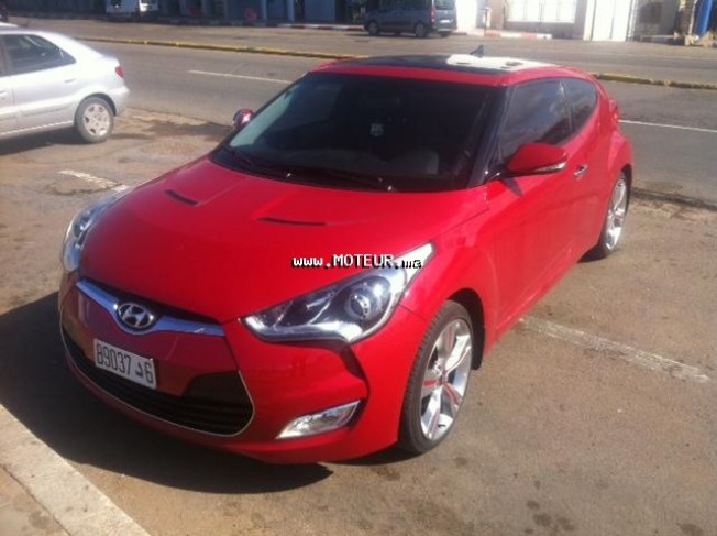 hyundai veloster mpi 1 6 2012 essence 42376 occasion. Black Bedroom Furniture Sets. Home Design Ideas