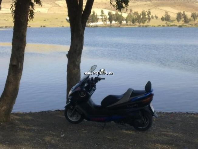Moto au Maroc YAMAHA Majesty - 129226