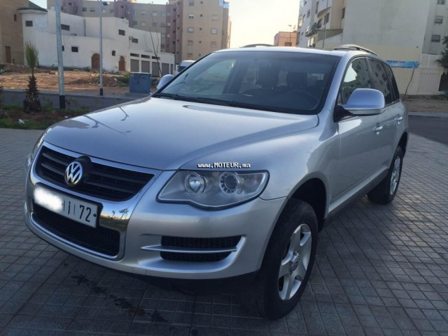 volkswagen touareg 2009 diesel 93291 occasion casablanca maroc. Black Bedroom Furniture Sets. Home Design Ideas