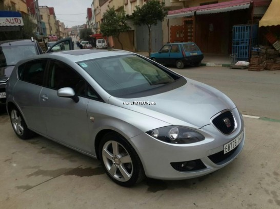 seat leon 2006 diesel 93147 occasion tiflet maroc. Black Bedroom Furniture Sets. Home Design Ideas