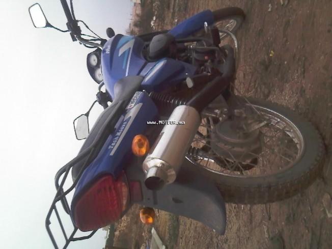 Moto au Maroc CHANG-JIANG Gk50-1 Teche mouve - 123390