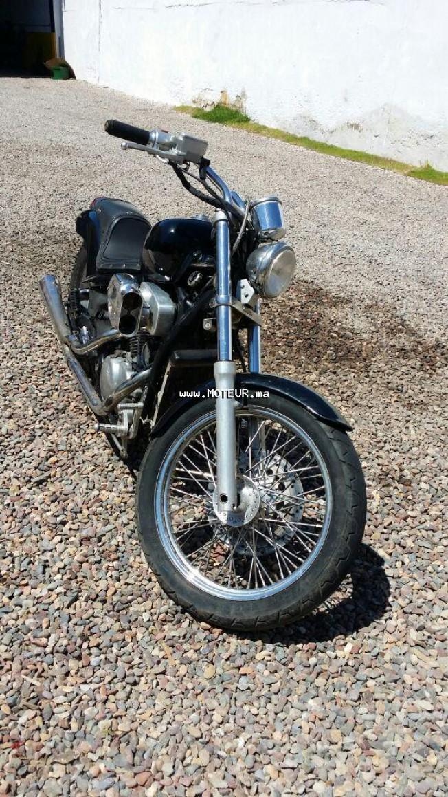 دراجة نارية في المغرب هوندا شادوو 600 cc - 133248