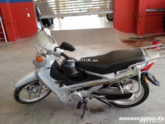 Moto au Maroc DOCKER Jialling 110 - 132379