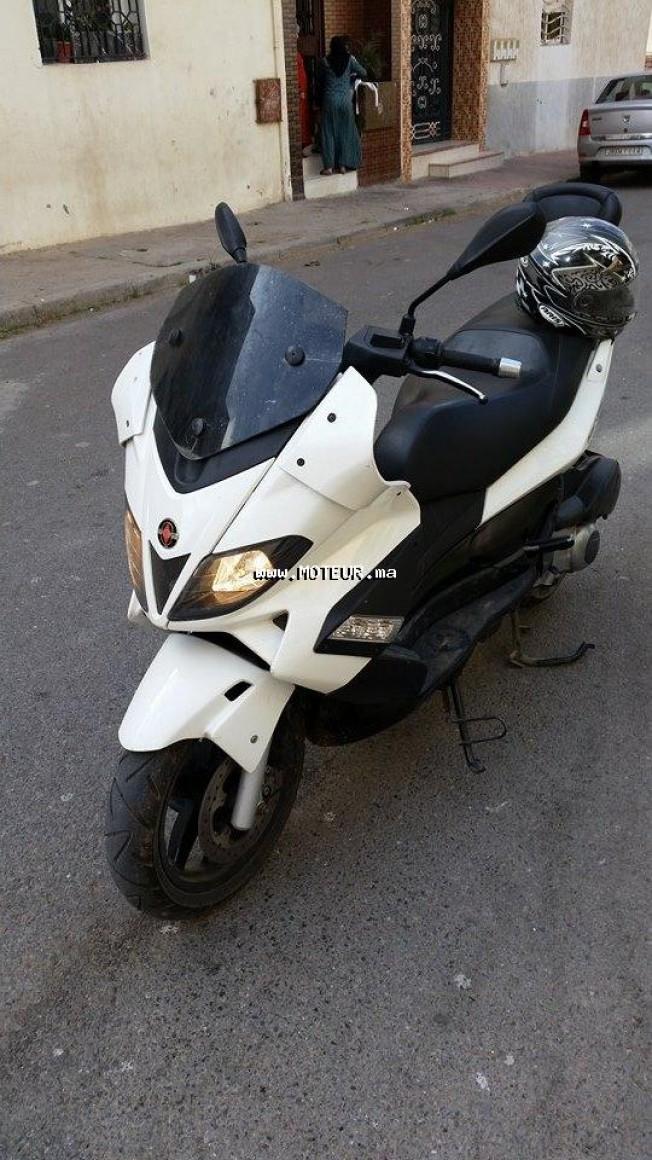 Moto au Maroc GILERA Nexus 300ie - 131771