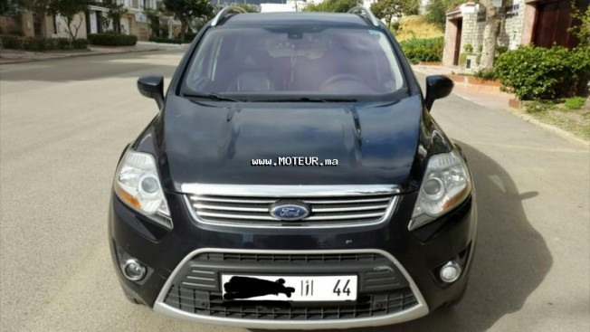 ford kuga 2 0 tdci 2011 diesel 62206 occasion tetouan maroc. Black Bedroom Furniture Sets. Home Design Ideas