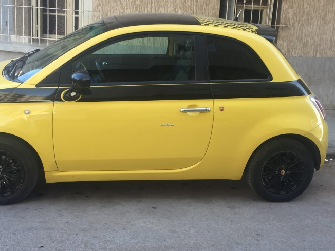 fiat 500 pack abarth 2009 essence 119862 occasion kenitra maroc. Black Bedroom Furniture Sets. Home Design Ideas
