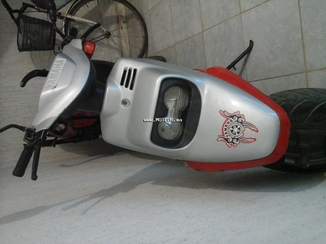 Moto au Maroc MBK Booster 49 - 133843