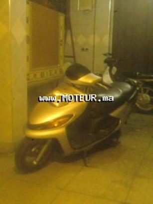 Moto au Maroc YAMAHA Cygnus - 132445