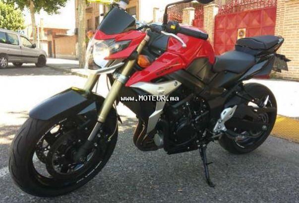 Moto au Maroc SUZUKI Gsr 750 - 130528