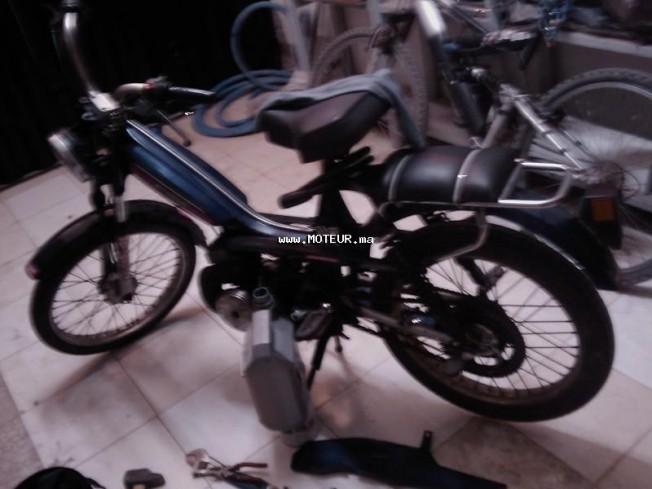 Moto au Maroc MBK Av 49 - 129125