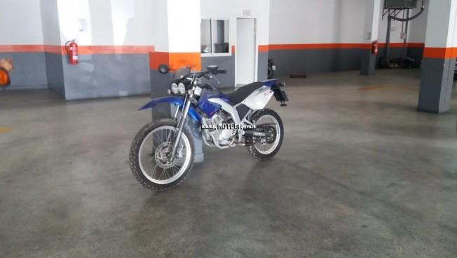 Moto au Maroc DERBI Senda r 125 - 132988