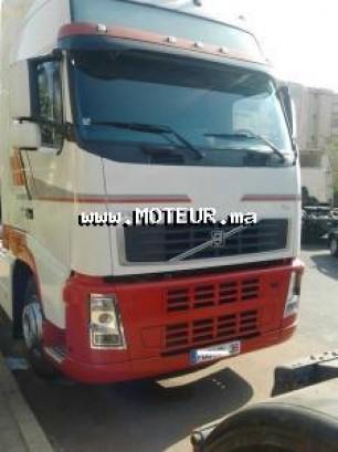 شاحنة في المغرب فولفو شاسيس كابيني Cdi16d - 123074