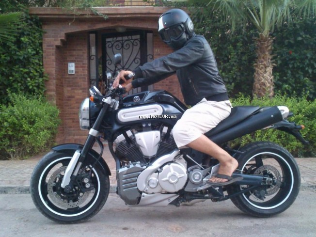 Moto au Maroc YAMAHA Mt-01 1700 - 132084