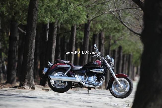 Moto au Maroc HYOSUNG Gv 250 aquila 4 temps - 127625
